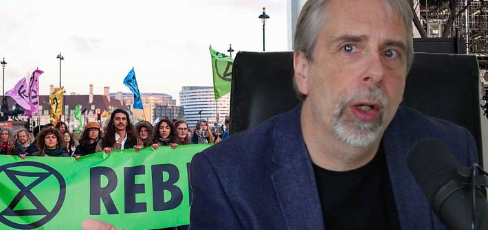 The Extinction Rebellion is hurting not helping