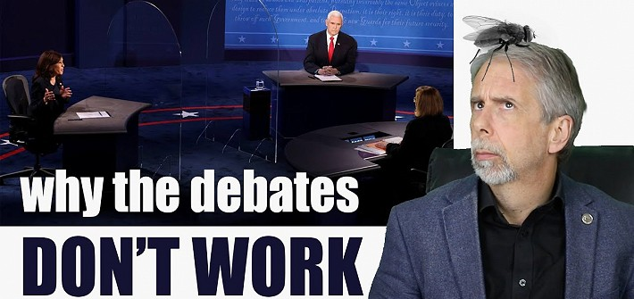 Why the debates don't work
