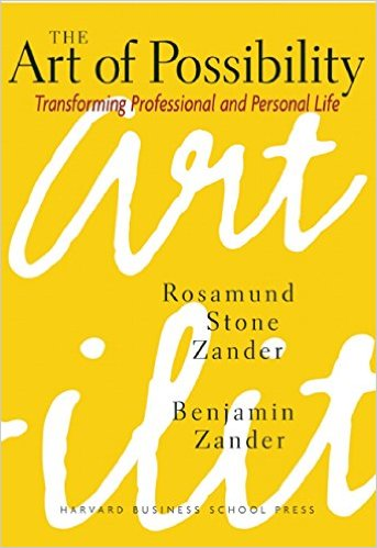 Cover: The art of possibility