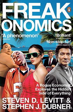 Cover: Freakonomics