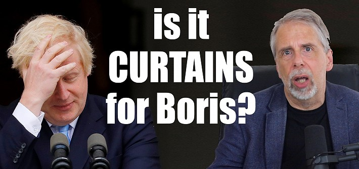 Is it curtains for Boris?