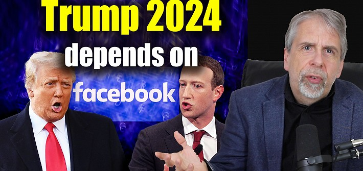Trump 2024 depends on Facebook