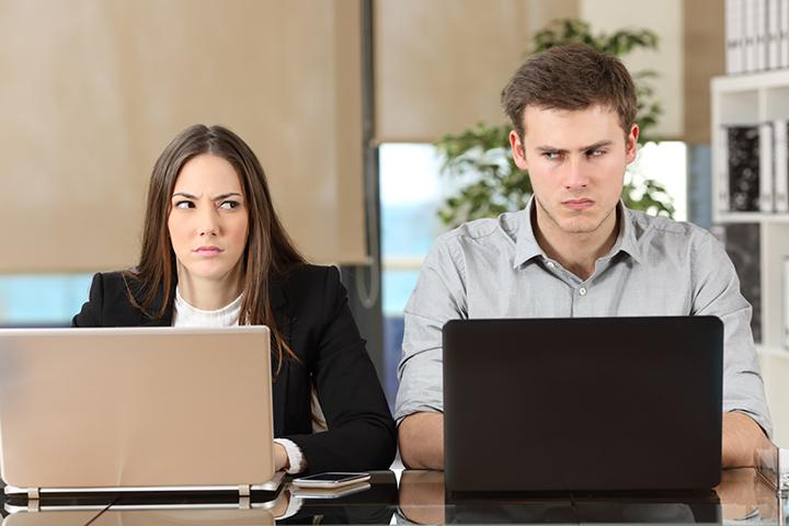 Workplace dilemmas
